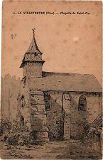 CPA La Villetertre-Chapelle de Saint-Cyr (424091)