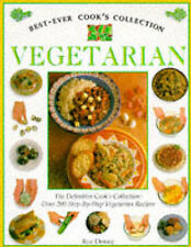 The Best Ever Vegetarian Cookbook (Best Ever Cooks Collection), denny, roz, Very