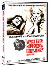 What Ever Happened to Baby Jane? (1962, Robert Aldrich) DVD NEW