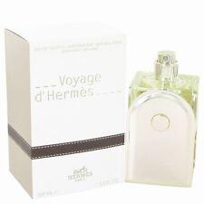 Hermes VOYAGE D'HERMES Mens 3.3 oz. Cologne Eau De Toilette Spray Refillable