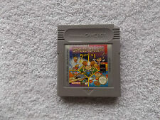 GAME BOY GALLERY 5 GAMES I NINTENDO GAME BOY ARCADE V.G.C. ( games cart only )