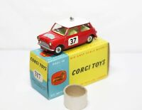 Corgi 317 Monte Carlo BMC Mini Cooper S In Its Original Box - Near Mint Vintage