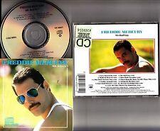 FREDDIE MERCURY- Mr. Bad Guy CD (1985 Solo Album RARE OOP) Queen USA CK 40071