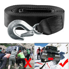 """NEW DELUXE BOAT TRAILER REPLACEMENT WINCH STRAP 2"""" x20' WITH SNAP HOOK QUICK"""
