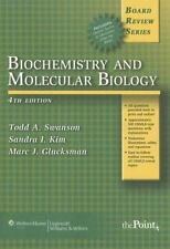 USMLE STEP 1 Board Review: BRS Biochemistry and Molecular Biology (4th Edition)