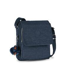 Kipling NETTA Medium Across Body/Shoulder/Messenger Bag TRUE BLUE RRP £74