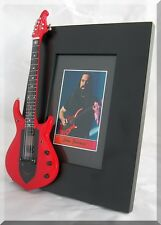 JOHN PETRUCCI Miniature Guitar Frame Dream Theather