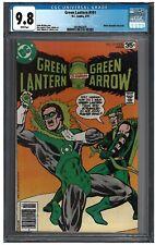 GREEN LANTERN #101 CGC 9.8 (2/78) DC white pages