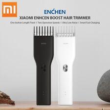 XIAOMI enhcen impulso eléctrico Hair Trimmer Clipper Recargable Para Niños Adultos