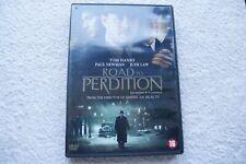 "DVD ""Road to perdition"". Avec Tom Hanks"