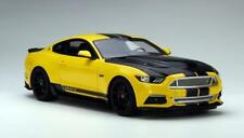 FORD MUSTANG SHELBY GT 2015 GIALLO/NERO US002 1/18 - GT SPIRIT LIMITED 1050