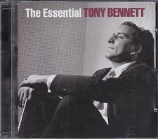 THE ESSENTIAL TONY BENNETT on 2 CD's - NEW -