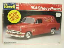 Revell #7139, '54 Chevy Panel, 1/25 Scale
