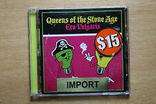 Queens Of The Stone Age – Era Vulgaris  - Album CD 2007    (Box C91)