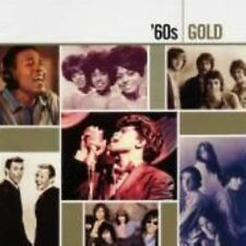 Gold 60s 0602498384244 by Various Artists CD