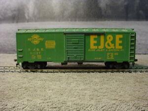 "Mantua Boxcar ELGIN JOLIET & EASTERN # EJ&E 61127 ""Chicago Outer-Belt"" HO Scale"
