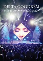 DELTA GOODREM Wings Of The Wild - Live (Released 2 November) DVD NEW