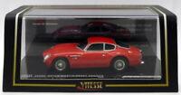 Vitesse 1/43 Scale Model Car 20550 -  Aston Martin DB4GT Zagato - Red