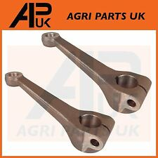 PAIR of Massey Ferguson 35 35X X 135 148 FE35 FE 240 250 Tractor Steering Arms