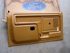 NOS OEM Ford 1980 1986 Truck Pickup Door Panel Bronco 1981 1982 1983 1984 1985 O