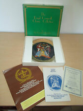 1981 ROYAL CORNWALL CLASSIC COLLECTION. PORCELAIN & 24k GOLD W/COA & BOX. UNUSED
