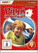 PIPPI LANGSTRUMPF TV-SERIE DVD 4  DVD NEU
