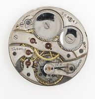 ELECTA SWISS LEVER BORGEL WWI POCKET WATCH MOVEMENT SPARES OR REPAIRS G6