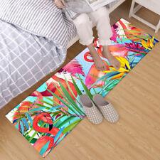 Tropical Flamingo Home Floor Decor Mat Bedroom Kids Play Area Rugs Soft Carpet