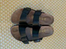 Birkenstocks Big Brave comfortable footbed black size 40 Arizona