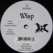 Wisp – Katabatic - Rephlex – CAT 196 EP