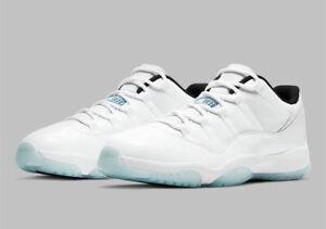 Jordan 11 Low Retro Legend Blue New Men's Size 8 AV2187-117