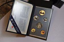 1996 Canada Specimen Set - Royal Canadian Mint