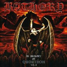 Bathory - In Memory Of Quorthon Vol 2 (NEW CD)