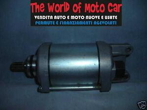 MOTORINO/AVVIAMENTO HONDA SH/300 ORIGINALE  REVISIONATO E TESTATO  2007/2013