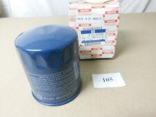 Ölfilter Isuzu TROOPER Soft Top (UBS) 2.2 TD original ISUZU