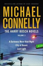 The Harry Bosch Novels, Volume 3: A Darkness More than Night, City of Bones, Los