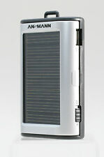 Ansmann Solar Ladegerät für Nokia, Motorola, Samsung, Sony Ericsson