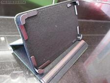 """Green Strong Velcro Angle Case/Stand for Hyundai A7 HD 7"""" A10 Android Tablet"""