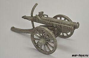 Tin miniature. Wegler, 2nd half of 15th century