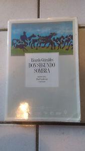 Don Segundo Sombra - Ricardo Güiraldes - edicion critica - Paul Verdevoye