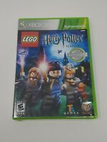 LEGO Harry Potter: Years 1-4 (Microsoft Xbox 360, 2010) Brand New