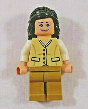 Lego Indiana Jones Marion Ravenwood Minifigure Minifig from 7625 River Chase