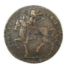 Jeton Louis XIII à Cheval Armis Tuta Leges Token France