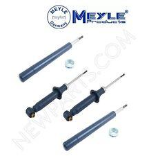 For BMW Front & Rear Suspension KIT Meyle Shocks & Struts