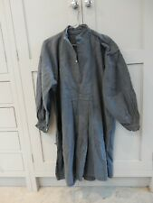 More details for victorian shirt  smock  soldiers  ?  split one side   embroidered   etc
