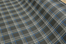 MK7 VW Golf GTI interior seat upholstery cloth material blue