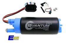 QUANTUM E85 340LPH Intank Fuel Pump & Install Kit Fits: Honda Civic CRX Accord