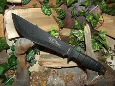 Survival knife/Bowie/Licensed Army/Super Heavy duty/Bolo/5MM/Hunting//Zombie