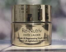 Estee Lauder Re-Nutriv Ultimate Lift Regenerating Youth Creme 15ml New FAST POST