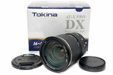 [N MINT BOX]Tokina AT-X Pro SD 16-50mm f/2.8 DX Lens AF for Canon JAPAN #210443